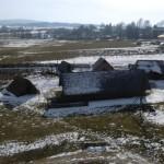 Slawische Siedlung 800 - 1000