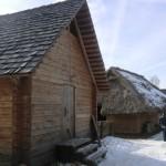 Slawisches Blockhaus