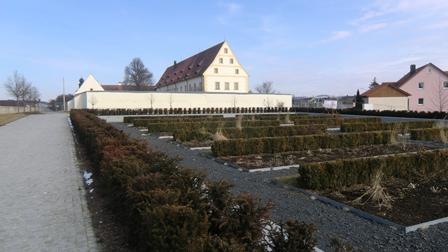 Senkgarten Gartenschau Tirschenreuth