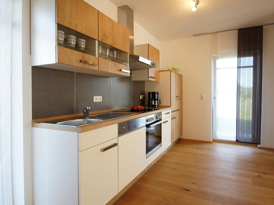 Ferienwohnung Schmied Küche