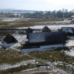 Slawisches Dorf 800 - 1000 n. Chr.