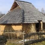 Slawisches Wohnhaus