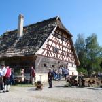 Fest im Freilichtmuseum Neusath-Perschen