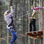 Untreusee Kletterwald