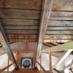 Reitschule Tachov - Historischer Dachstuhl