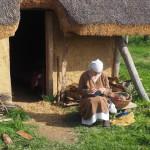 Bauernfrau Geschichtspark
