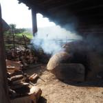 Lehmbackofen Geschichtspark Bärnau Tachov