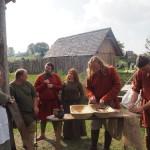 Darstellergruppe Geschichtspark Bärnau Tachov