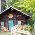 Waldhütte im Waldnaabtal
