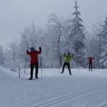 Loipe Langlaufzentrum Silberhütte