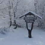 Schild Silberhütte