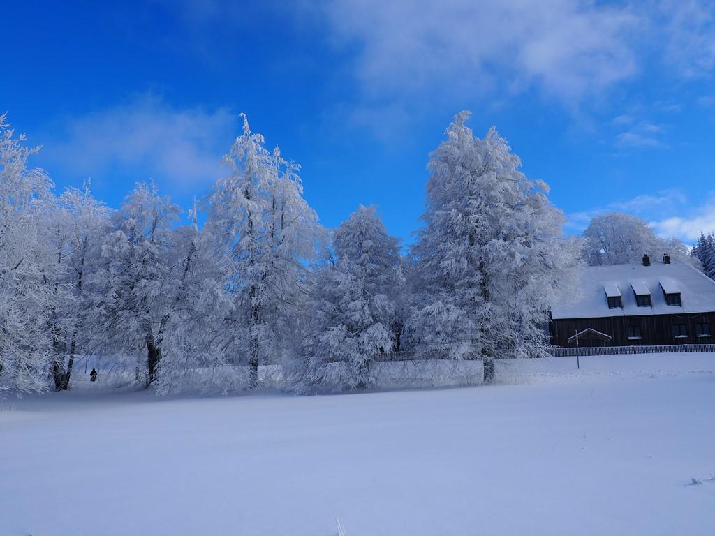 Forsthaus bei der Silberhütte