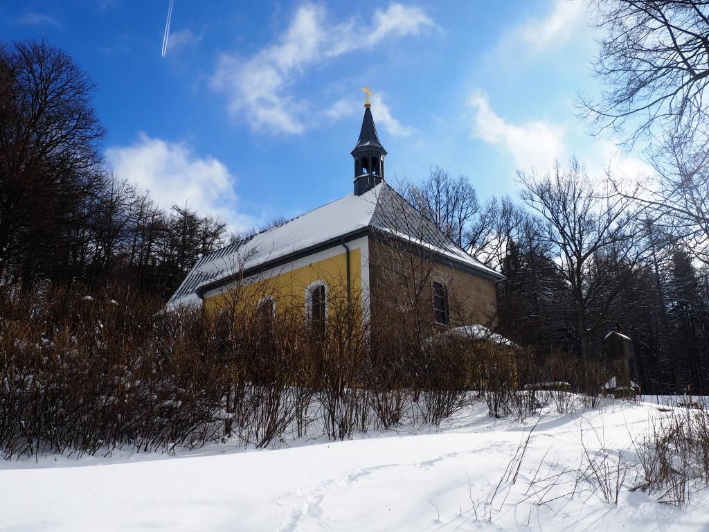 Steinbergkirchlein - Ferienhaus Schmied