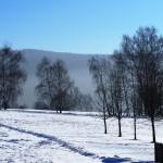 Winterlandschaft bei Neualbenreuth - Ferienhaus Schmied