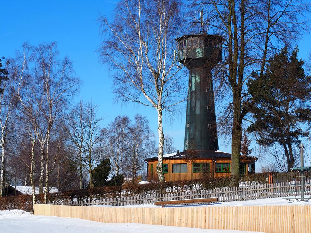 Grenzlandturm Neualbenreuth - Ferienhaus Schmied