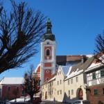 Dom der Fraisch Neualbenreuth - Ferienhaus Schmied