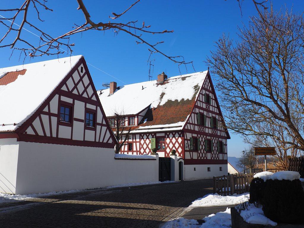 Fachwerkhaus Neualbenreuth - Ferienhaus Schmied