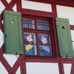 Fenster Fachwerkhaus Neualbenreuth - Ferienhaus Schmied
