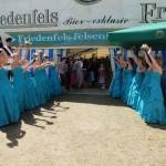 Festdamen Feuerwehrfest Wondreb