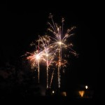 Feuerwerk Italienische Nacht