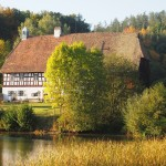 Rauberweihermühle - Freilandmuseum Neusath - Perschen