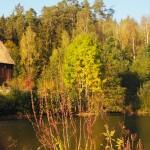Rauberweiher - Freilandmuseum Neusath - Perschen