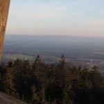 Ausblick vom Oberpfalzturm