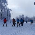 Winter auf der Silberhütte