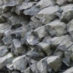 Basaltstruktur am Parkstein