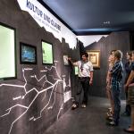 Ausstellung im Vulkanmuseum