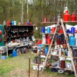 Trödel Gartenmarkt Moosbach