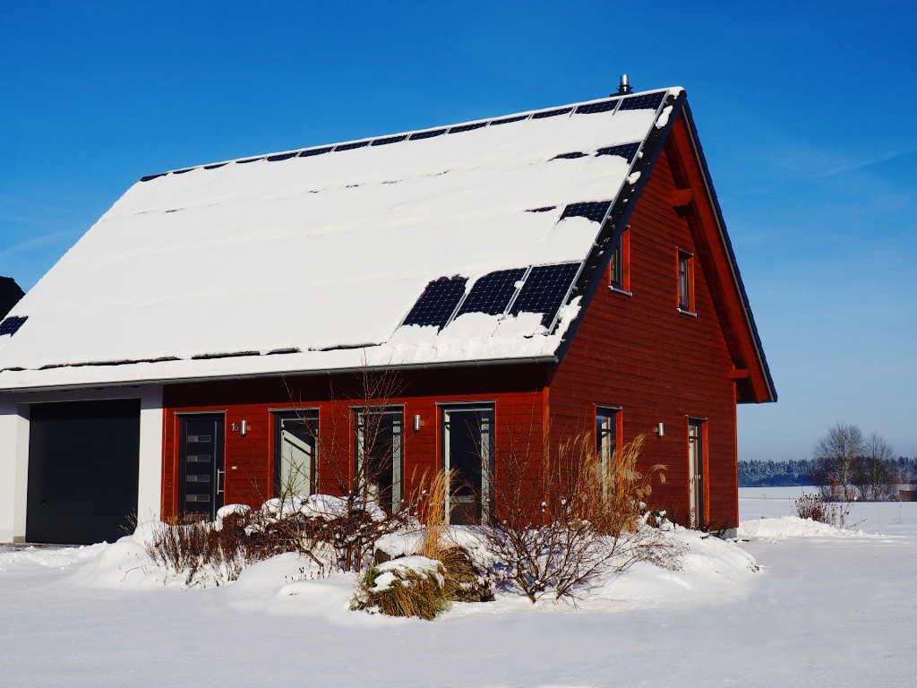 Ferienwohnung Schmied Winter