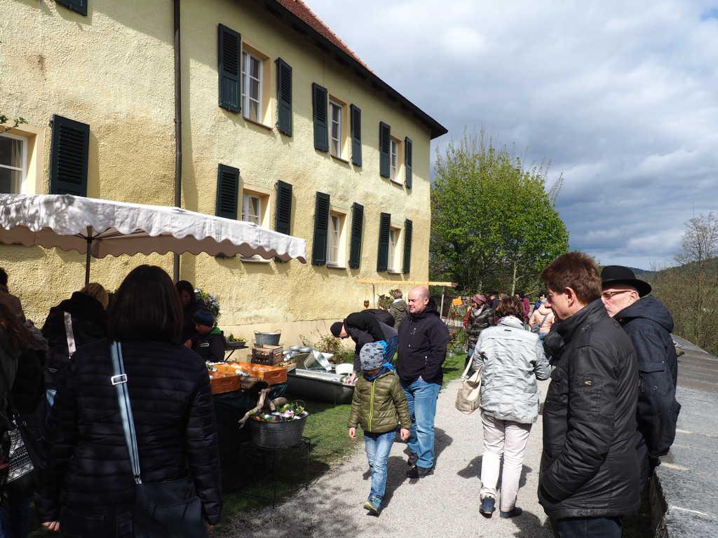 Gartentage Schloss Guteneck