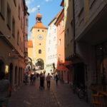 Altstadtgässchen Regensburg