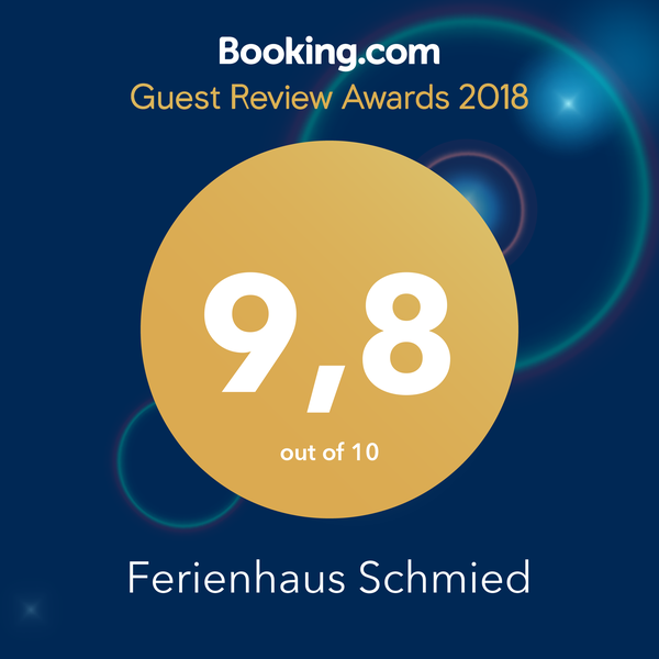 Booking.com Guest Award 2018