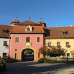 Kloster Speinshart Eingangstor